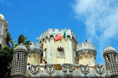 The Pena National Palace Stock Images