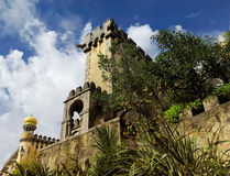 The Pena National Palace, Sintra, Portugal Stock Photo