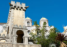 Pena National Palace, Sintra, Portugal Royalty Free Stock Image