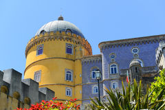 Pena National Palace, Sintra, Portugal Stock Photo