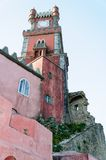 The Pena National Palace in Sintra, Portugal Stock Images