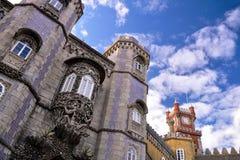 Pena National Palace Stock Photo