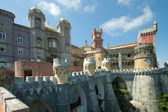 National Palace of Pena Royalty Free Stock Photo