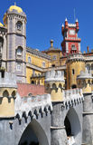 Pena Palace - Sintra Royalty Free Stock Image