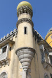 Pena palace, Sintra Royalty Free Stock Image