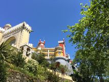 Pena Palace Stock Image
