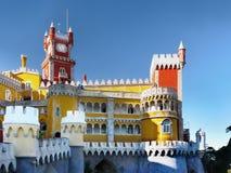 Pena Palace, Sintra, Portugal Royalty Free Stock Photo