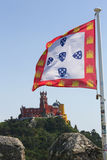 Pena Palace in Sintra, Portugal Royalty Free Stock Image