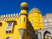 Pena Palace. Sintra, Portugal Stock Image