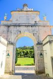 Pena Palace Sintra Stock Photography