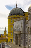 Pena-Palast in Sintra Royalty Free Stock Photo