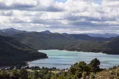 Pena Reservoir Stock Images