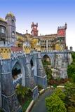 Pena Schloss Stockbild