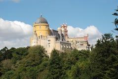 Pena slott Arkivfoto