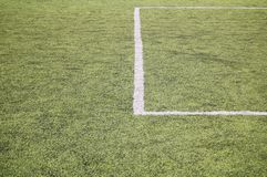 Penalty area Stock Photo
