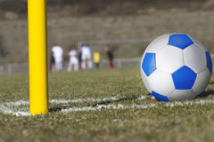 Penalty kick Royalty Free Stock Image