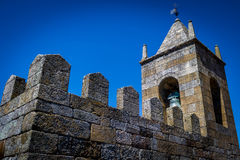 Penamacor Castle. Some ruins from the Penamacor Castle Portugal Royalty Free Stock Photos