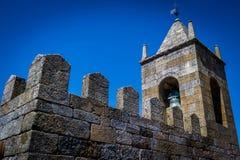 Penamacor slott Royaltyfria Foton