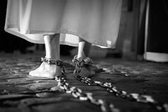 Penance Stock Images