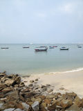 Penang beach Royalty Free Stock Photos