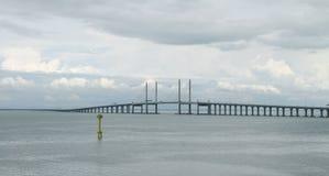 Penang-Brücke Lizenzfreie Stockbilder