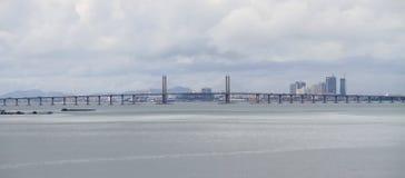 Penang-Brücke Stockfotografie