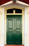 Penang - The Door. The traditional door in Penang Royalty Free Stock Images
