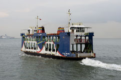 Penang Ferry Service Royalty Free Stock Images