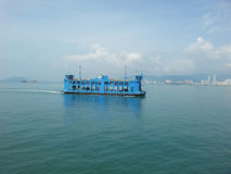 Penang ferry Stock Photography
