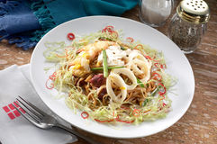 Penang Fried Mee Stock Images