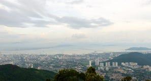 Penang-Hügel, Malaysia Lizenzfreie Stockfotografie