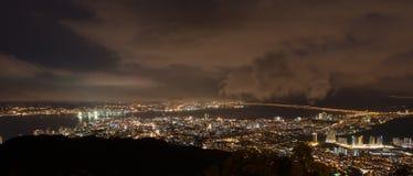 Penang-Hügel, Malaysia Lizenzfreies Stockfoto
