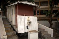 Penang Hill Tram, Penang, Malaysia Royalty Free Stock Images