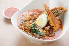 Penang Hokkien Prawn Mee Royalty Free Stock Photo