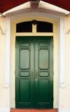 Penang - la puerta Imágenes de archivo libres de regalías