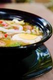 Penang Laksa. Close up view of Penang Laksa Stock Photography