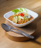 Penang Laksa - Spicy Malaysia Dish Royalty Free Stock Photography