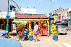 Penang: lilla Indien Royaltyfria Bilder