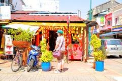 Penang: lilla Indien Arkivfoto