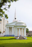 Penang, Malaysia - August 10-2015 :: St George's Church in Geo Stock Photography
