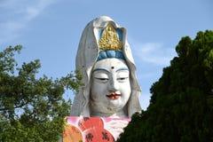Penang, Malaysia: Guan Yin Buddha at Temple.