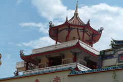 Penang, Malaysia: Kek Lok Si Temple Stockfotografie