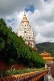 Penang, Malaysia: Kek Lok Si Temple Pagoda Stock Photo