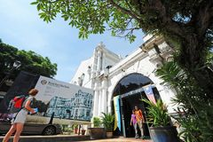 Penang Museum & Art Gallery royalty free stock photography