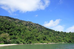Penang National Park And Beach Stock Photography