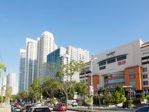 Penang shopping malls Royalty Free Stock Photo