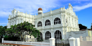Penang stanu galeria sztuki i muzeum Zdjęcie Stock