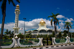 Penang State Mosque Royalty Free Stock Photo