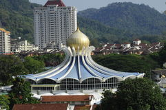 Penang State Mosque in Penang Stock Photos