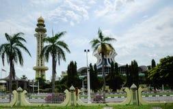 Penang State Mosque in Penang Stock Photos